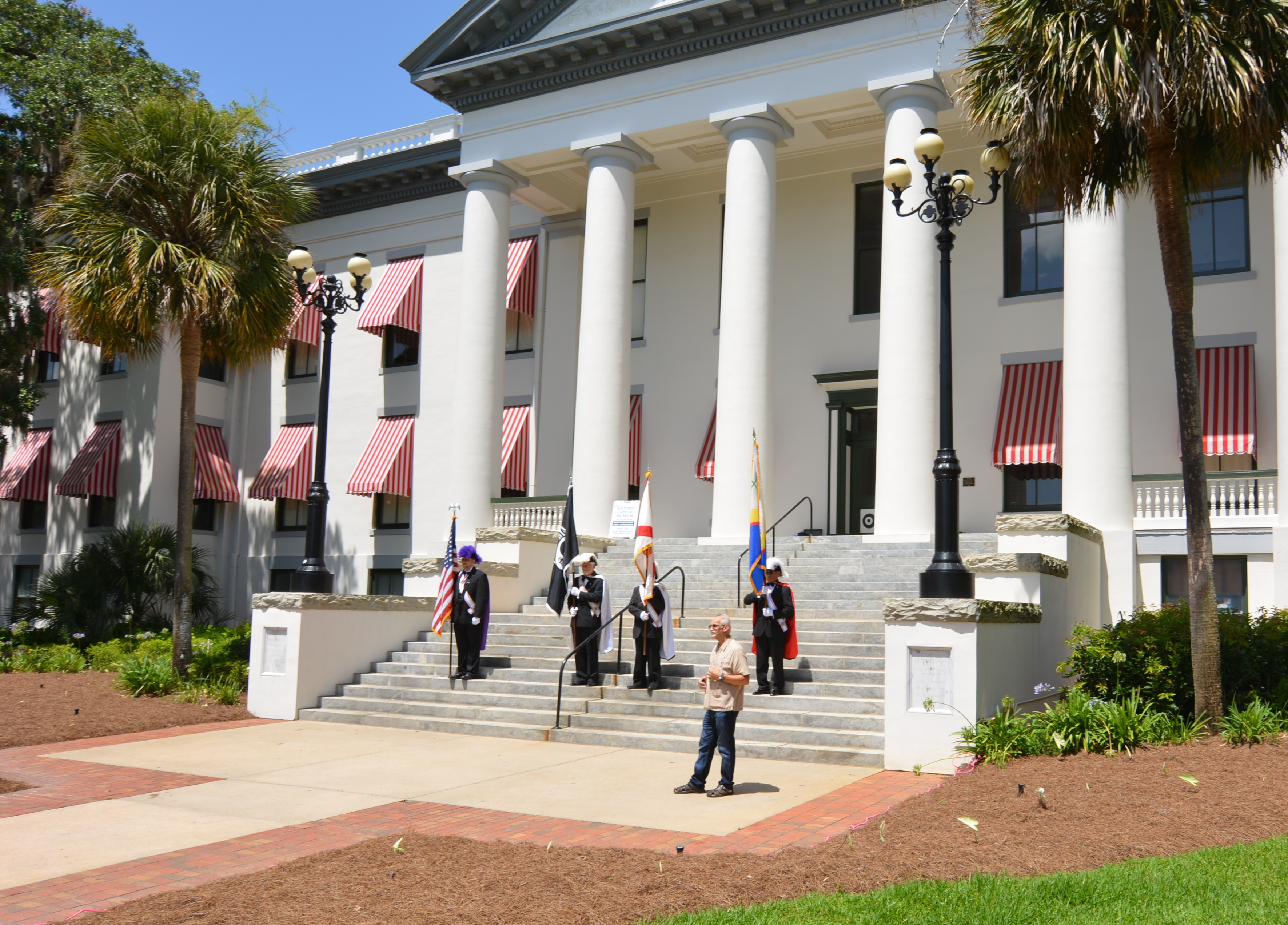 Knights of columbus tallahassee for Columbus capitale